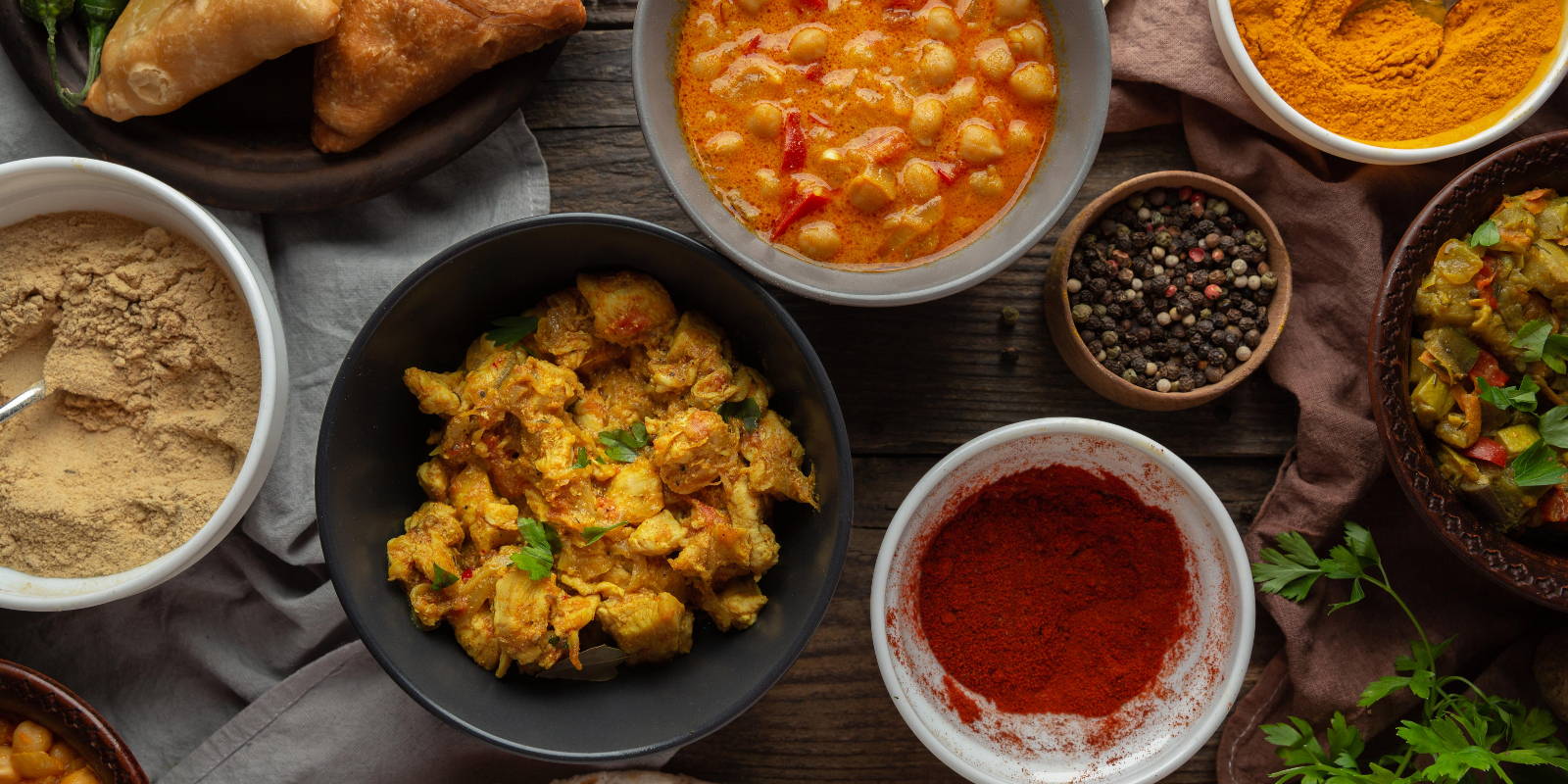 Gillar du indisk mat?